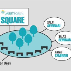 Meet Forum Square 2019