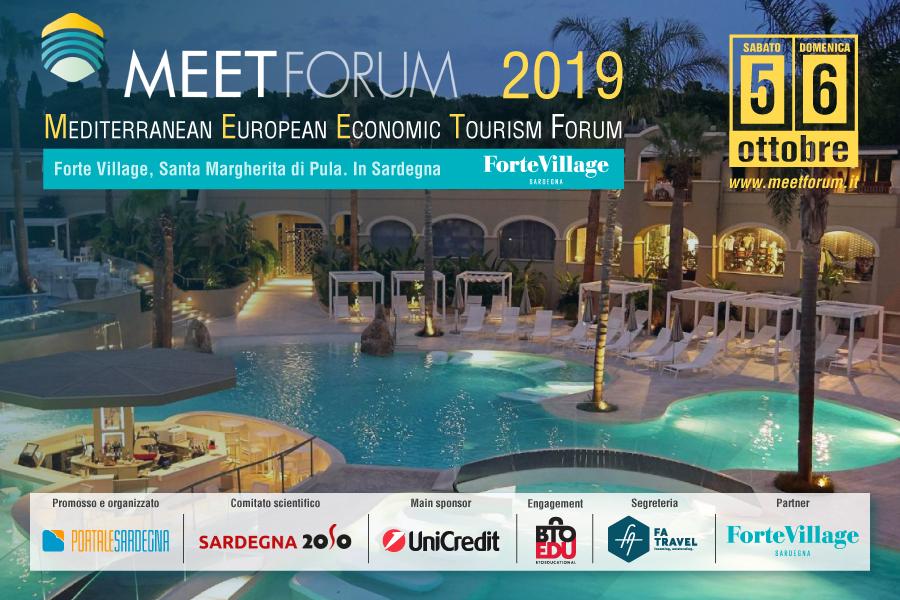 Meet Forum 2019 a Forte Village, in Sardegna